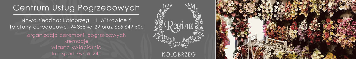 zakład pogrzebowy regina